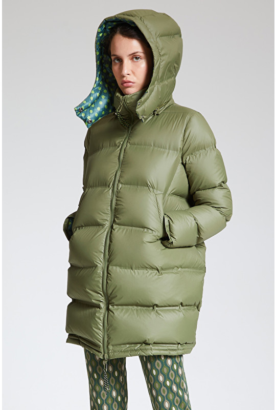 WINTER NYLON COAT