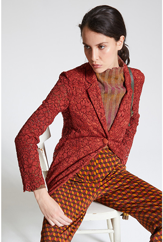 REBRODÈ LACE JACKET