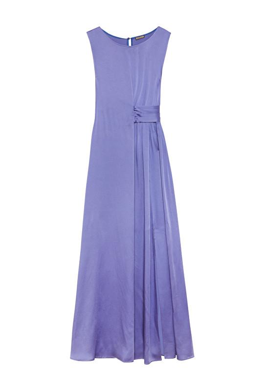 LIQUID CADY DRESS