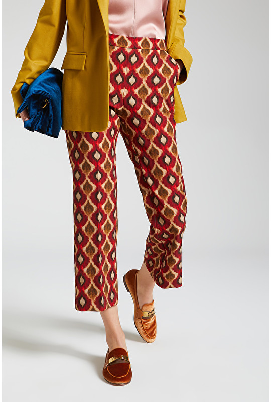 IKAT CADY TROUSERS