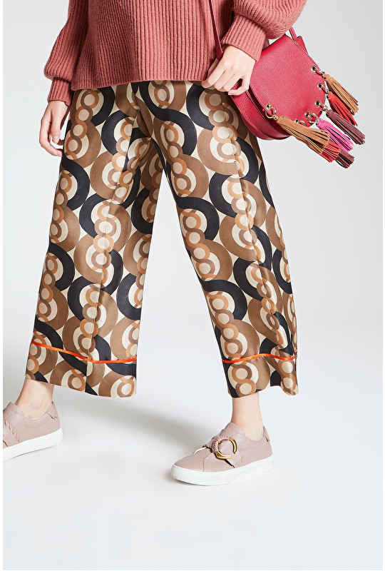 PANTALONE COLLECTION PRINT