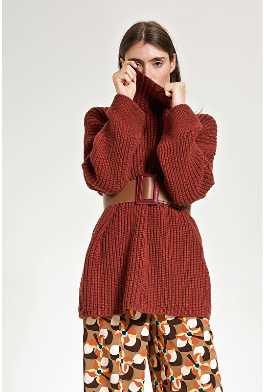 ECO WOOL BLEND SWEATER