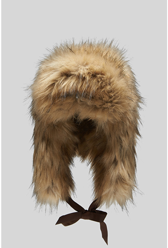 GORRO CRAZY FUR