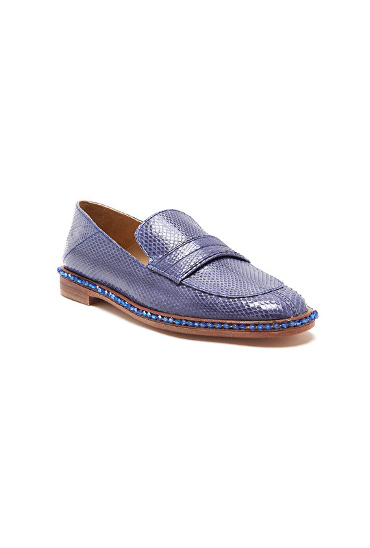 MACRO BEADS LOAFERS