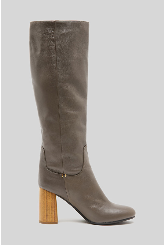 BOTAS-SMOOTH LEATHER
