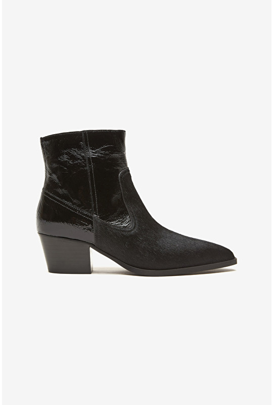 SPORTY WINTER ANKLE-BOOT
