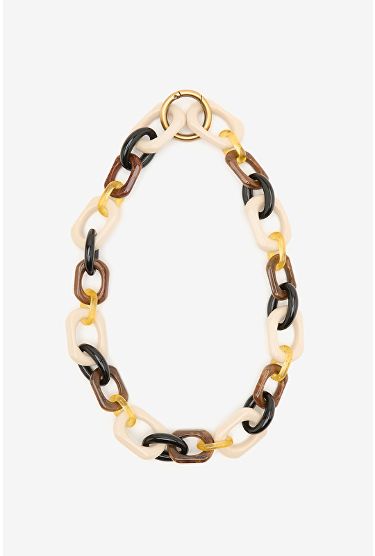 COLLIER RESIN CHAIN